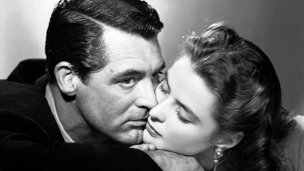 Cary Grant, Ingrid Bergman Hitchcock's Notorious