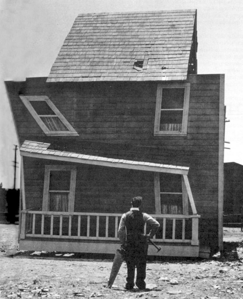 Buster Keaton One Week Short Film