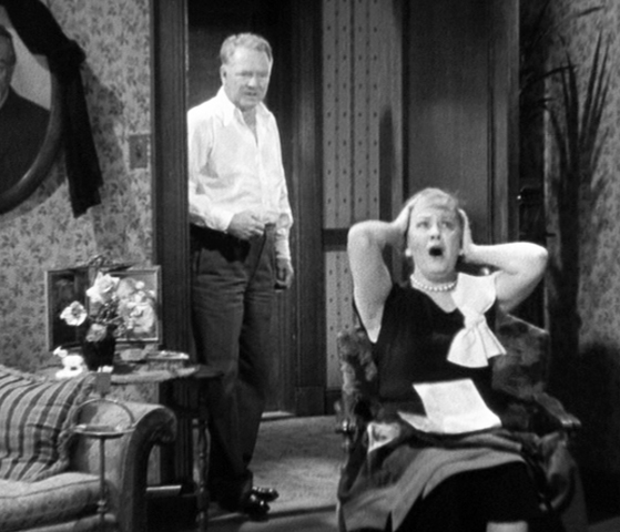 It's a Gift starring W.C. Fields and Kathleen Howard