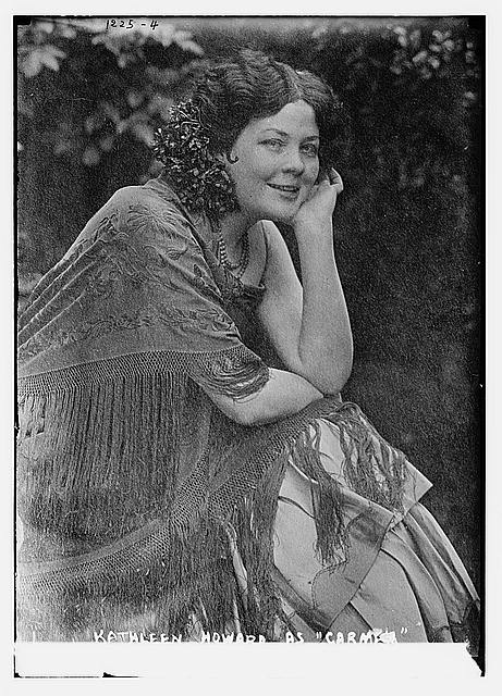 Kathleen Howard as Carmen