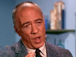 Edward Platt as the Chief in Get Smart