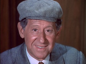 Jack Gilford as Simon the LIkeable on Get Smart