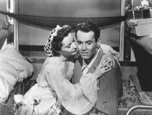 The Lady Eve, Barbara Stanwyck and Henry Fonda