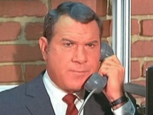 Robert Karvelas as Larabee on Get Smart