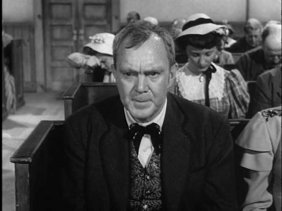 Thomas Mitchell as Mayor Jonas Henderson in High Noon