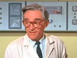 Jim Boles as Dr. Ratton on Get Smart