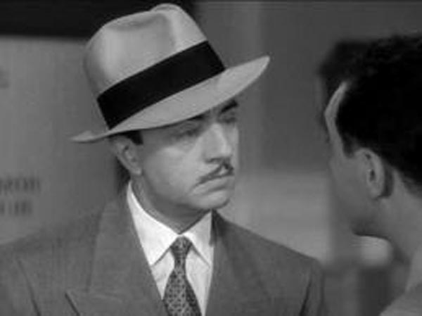 William Powell as Nick Charles in The Thin Man