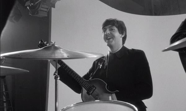 Paul McCartney in A Hard Day's Night