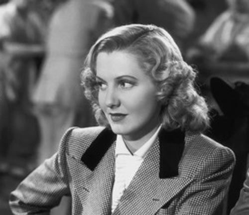 Jean Arthur in Only Angels Have Wings