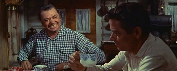Ernest Borgnine in Jubal