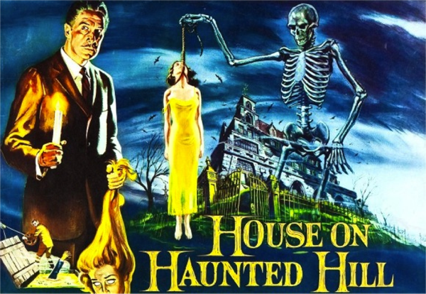 House on Haunted Hill 1959 film