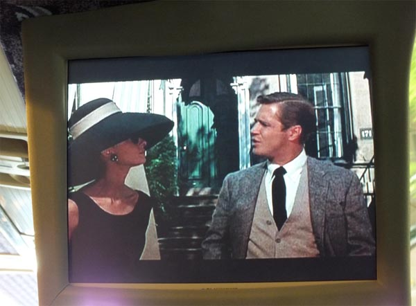 TCM On Location NYC Tour Breakfast at Tiffany's Holly Golightly house film clip