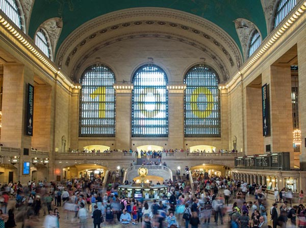 TCM On Location Tour NYC Grand Central Terminal