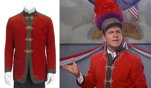 A ROBERT PRESTON JACKET FROM THE MUSIC MAN TCM Bonham's Auction November 25, 2013