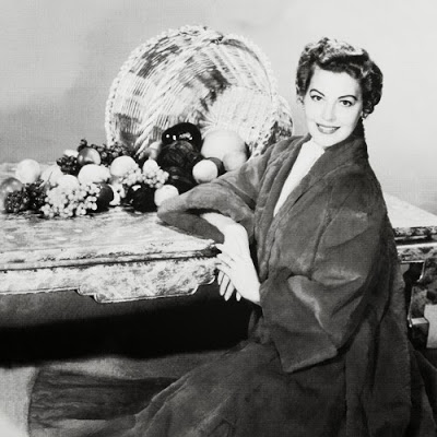 Ava Gardner Thanksgiving