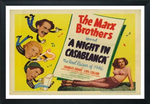 The Marx Brothers, A Night in Casablanca
