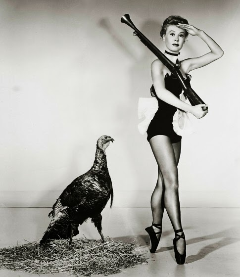 Mitzi Gaynor Thanksgiving