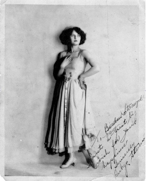 Barbara Stanwyck, Ruby Stevens