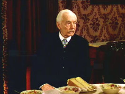 Harry Davenport in Meet Me in St. Louis as grandpa