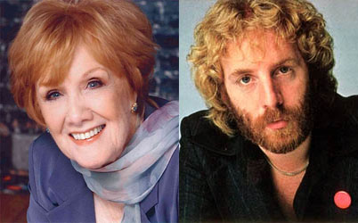 Marni Nixon And Andrew Gold Mother And Son