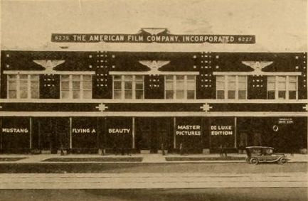 american front entrance