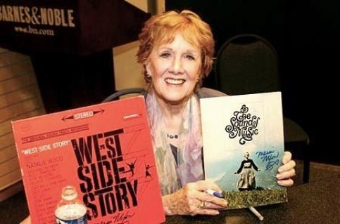 Marni Nixon, the singing voice behind My Fair Lady, West Side Story and The King and I