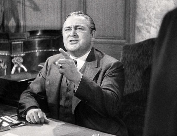 You Can't Take It With You Edward Arnold as Anthony P. Kirby