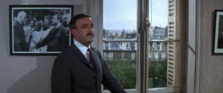 Inspector Clouseau, Peter Sellers, A Shot in the Dark