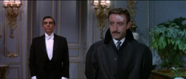 Inspector Clouseau ending, Peter Sellers