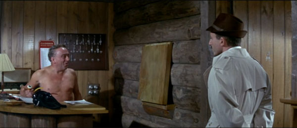 Inspector Clouseau, Peter Sellers, Nudist Colony