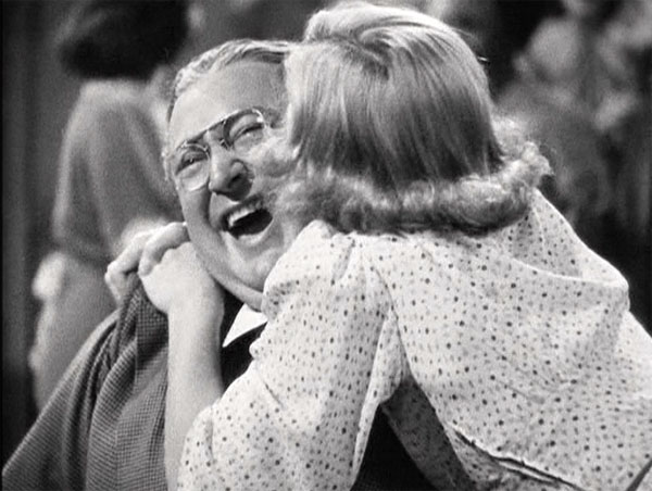 you cant take it with you, jean arthur, edward arnold, ending