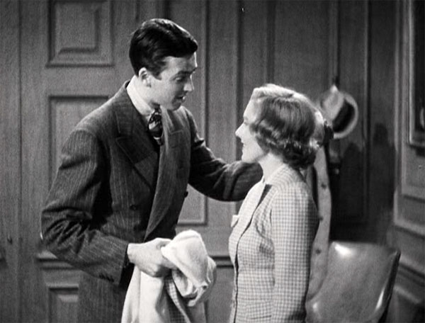 you cant take it with you jean arthur, james stewart