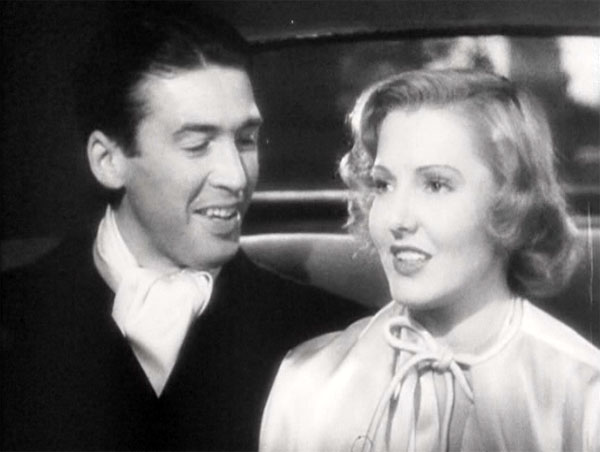 you cant take it with you, jean arthur, jimmy stewart talking about grandpa