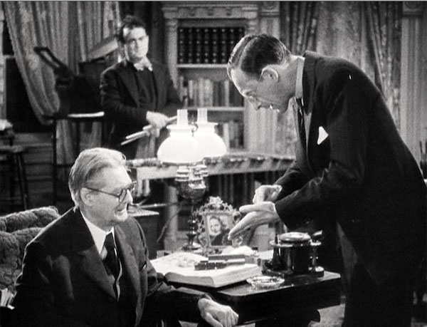 you cant talk it with you, lionel barrymore and irs man charles lane