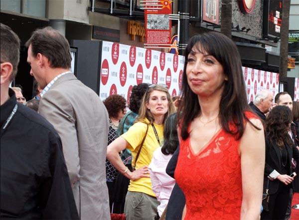 Ilieanna Douglas TCM Film Festival 2014 Red Carpet Event 1, Classic Movie Hub