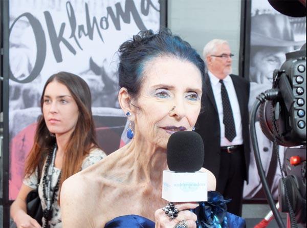 Margaret O'Brien TCM Film Festival 2014 Red Carpet Event 1, Classic Movie Hub