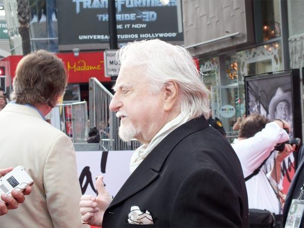Marty Engels TCM FIlm Festival 2014 Red Carpet Event 1, Classic Movie Hub