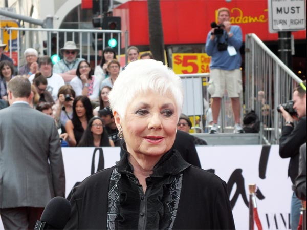 Shirley_Jones TCM Film Festival 2014 Red Carpet Event 1, Classic Movie Hub
