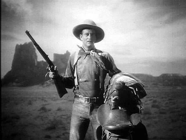 Stagecoach Ringo Kid John Wayne