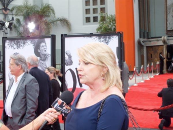 Suzanne Lloyd TCM Film Festival Red Carpet 2014 1 Harold Lloyd's Granddaughter, Classic Movie Hub