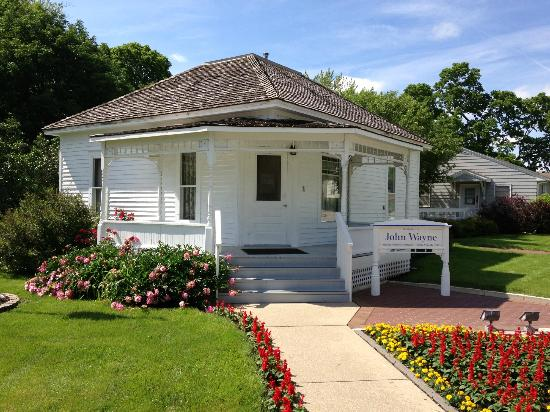 John Wayne Birthplace, Winterset Iowa