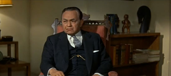 Edward G. Robinson, A Hole in the Head