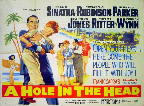 A Hole in the Head Poster