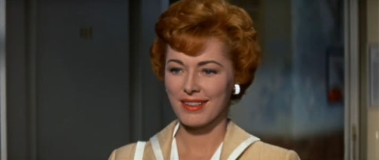 Eleanor Parker, A Hole in the Head