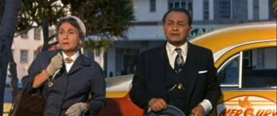 Thelma Ritter and Edward G. Robinson, A Hole in the Head