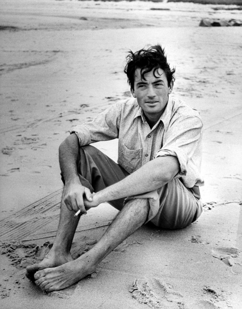 Gregory Peck Beach