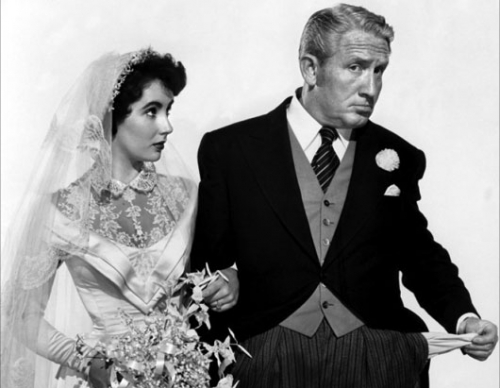 Spencer Tracy in Father of the Bride