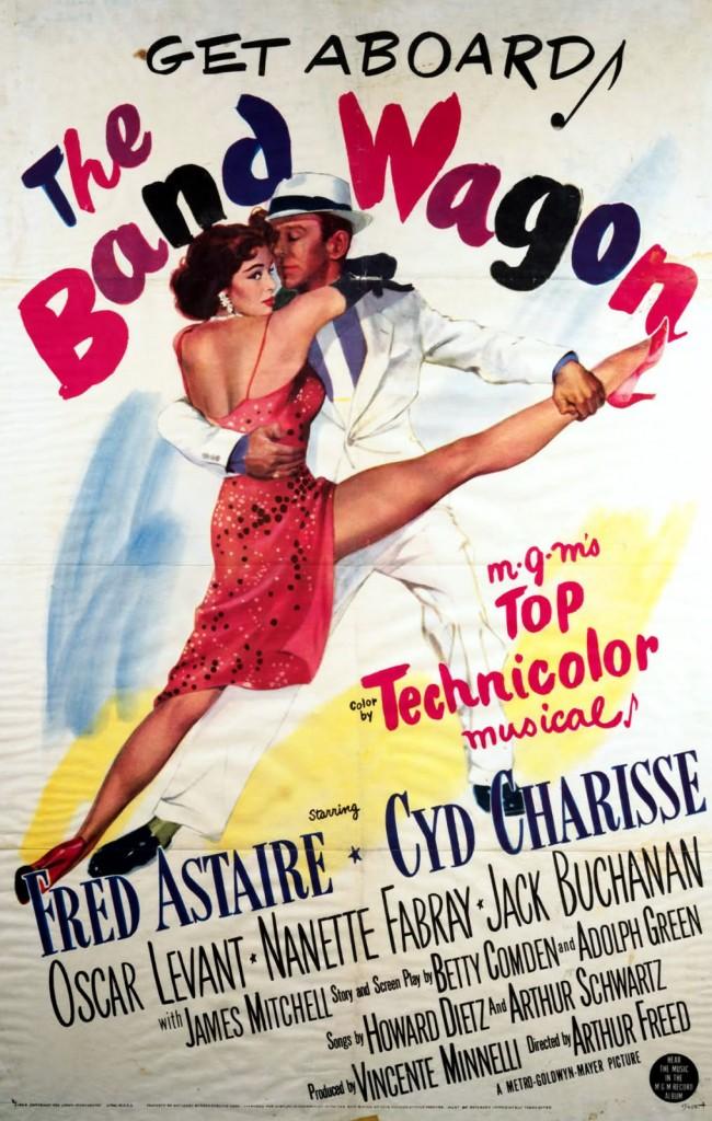 The Band Wagon Poster