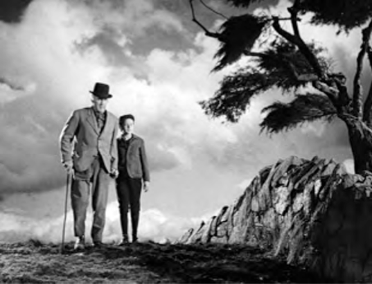 How Green Was My Valley, Donald Crisp and Roddy McDowall