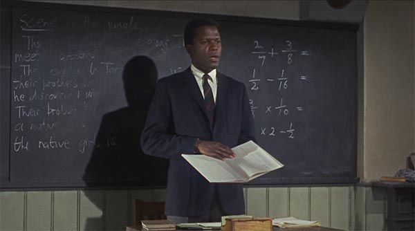 Sidney Poitier, To Sir With Love